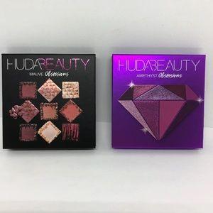 Huda Beauty Obsessions eyeshadow bundle